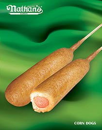 Corn Dog On A Stick