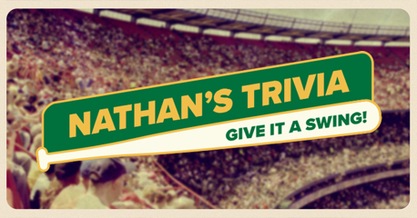 Nathan's Trivia | Give It A Swing!