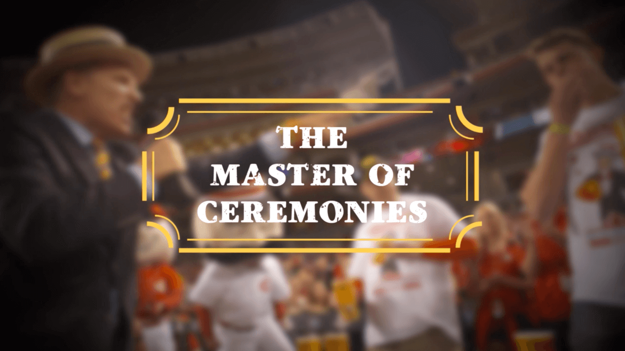 The Master of Ceremonies | Ep. 3 | Chasing the Mustard Belt