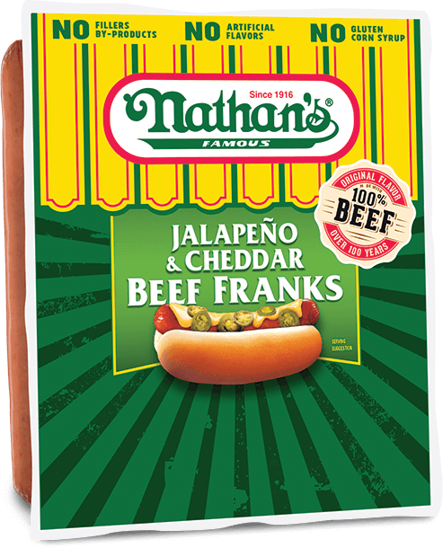 Nathan's Famous Hot Dogs & Restaurants | Nathan's Famous