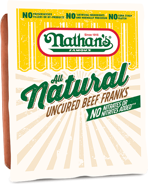 All Natural Uncured Beef Franks