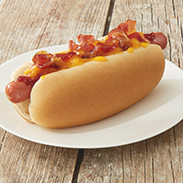 The BBQ Bacon Dog