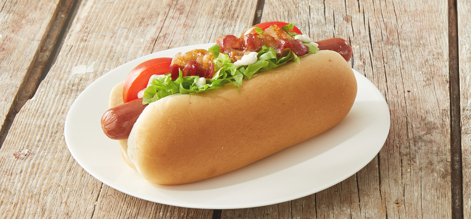 Mouthwatering Blt Dog