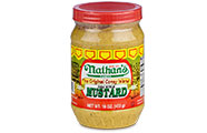 Nathan's Deli Style Mustard
