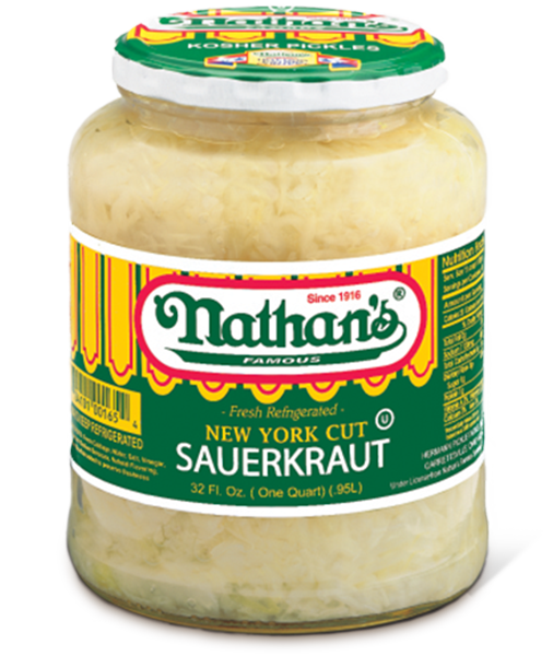 New York Cut Sauerkraut