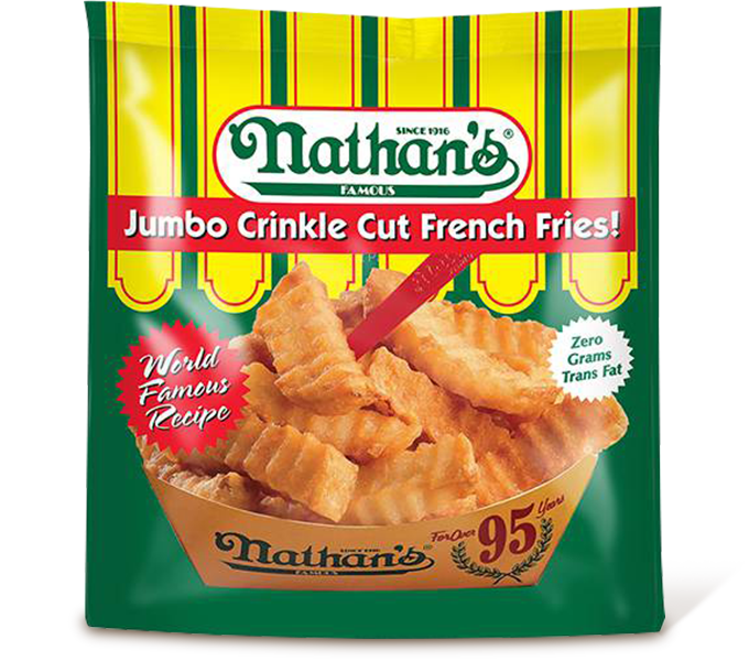 Nathan S Onion Rings Nutrition
