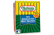 50% Reduced Fat Beef Franks