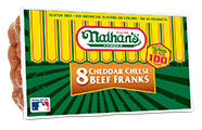 Cheddar Cheese Beef Franks