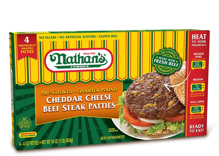 Cheddar Patty